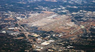 Atlanta Hartsfield Jackson aeroporto
