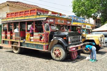 Um autocarro
