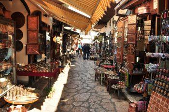 O bazar