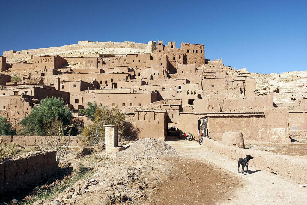 Ksar Aït-Ben-Haddou, Marrocos