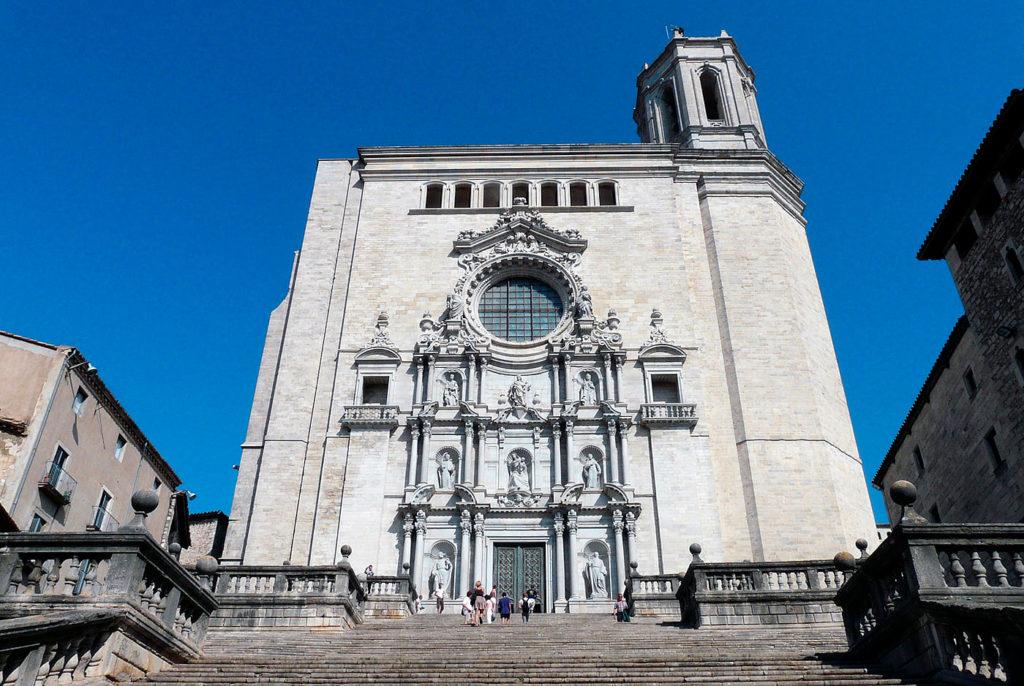 Catedral Sta Maria, Girona, Espanha