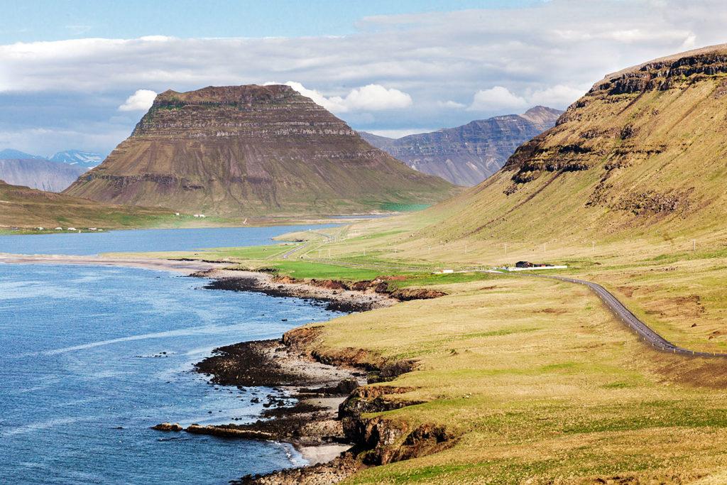 Montanha Kirkjufell, Islândia
